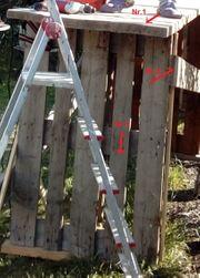 Bohlen Bretter Holz Fichte Europaletten