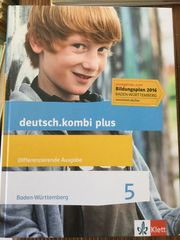 deutsch kombi plus Differenzierende Ausgabe