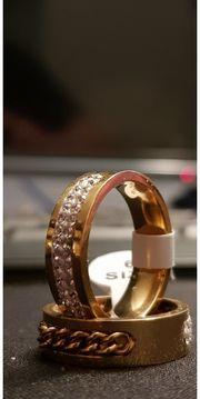 Angebot Schöner Damen Ring mit
