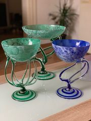 Design Vasen Glas Dekoration
