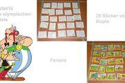 Asterix, Die olympischen