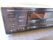 Onkyo Audio Video Amplifier Verstärkerschnäppchen