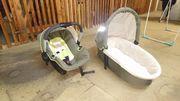 Kinderwagen set + Babyschale