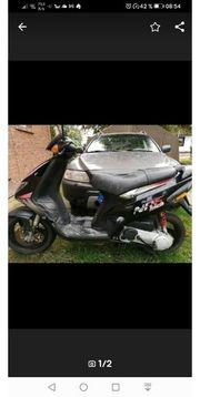 Piaggio Nrg Scooter Motorroller