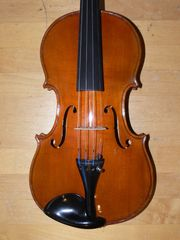 Violine aus erster Hand