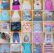 25tlg Bekleidungspaket für Mädchen Gr