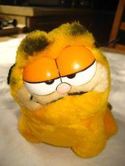 Garfield Plüschtier Katze ca 15