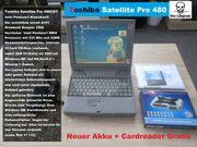 Toshiba Satellite Pro 480 CDT