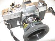 Kamera Fotoapparat Minolta SR-T 101b