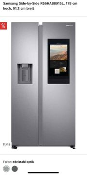 Kühlschrank Side by Side Samsung