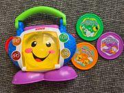 Fisher-Price Lernspaß CD-Spieler