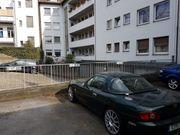 ruhiger PKW-Stellplatz im geschützen Innenhof
