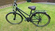 neues Alu Fahrrad 28er