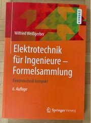 Elektrotechnik für Ingenieure Formelsammlung