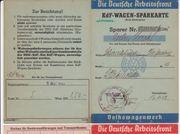 KDF Originale Sparkarte aus dem