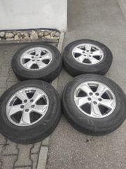 Reifen mit Alufelgen Hyundai ix35