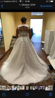 Schönes Prinzessinnen Brautkleid zu Verkaufen