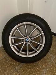 Original BMW X3 Felgen mit