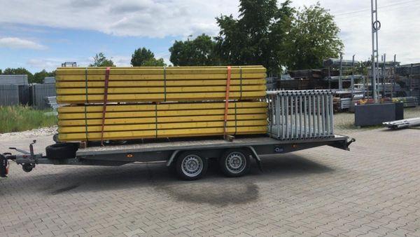 200 Holzträger 390 Dokaträger Schalungsträger