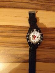 Armbanduhr mit Nürnberg-Wappen