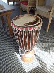 Hochwertige afrikanische Trommel mit tollem