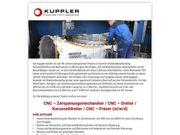 CNC - Zerspanungsmechaniker CNC - Dreher Karusselldreher