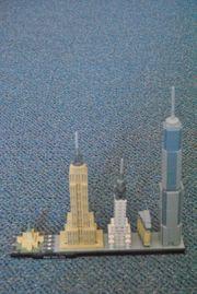 Lego New York Skyline