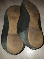 Getragene Schuhe fertig Gr 38