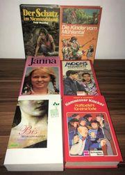 tolle Jugendbücher und Kinderbücher auch
