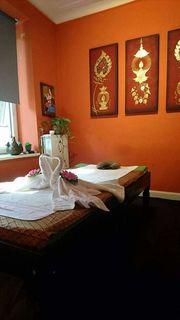 Thaimassagen Aroma massagen Wellness Massagen