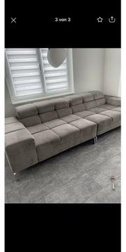 Designer Couch Couchgarnitur Sofa
