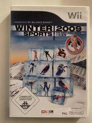 Winterspiele 2009 Wii von Rtl