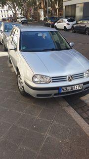 VW Golf 4 Benzin Baujahr