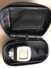 Blutzuckermessgerät mit Tasche