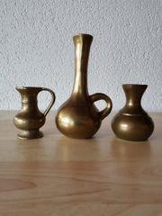 Messing Vasen