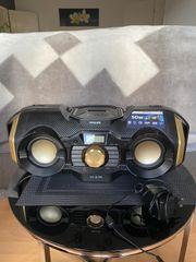 Philips PX840T 12 CD-Soundmachine