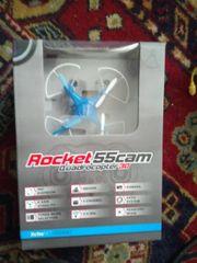 ROCKET QUADROCOPTER 3D