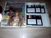 Vintage Pc Game Indianer Jones