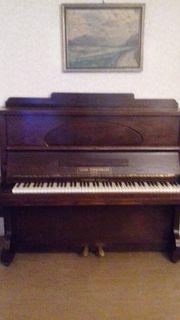 Klavier Zimmermann-Leipzig gut erhalten aus