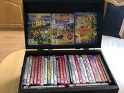 Koffer mit 34 PC Spielen