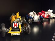 Bugatti Alfa Romeo und Jaguar
