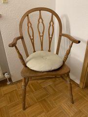antik englischer Stuhl Sammlerstück