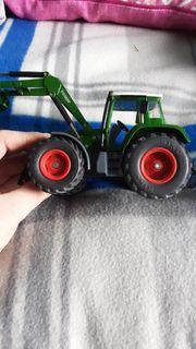 Siku frontlader Traktor Groß