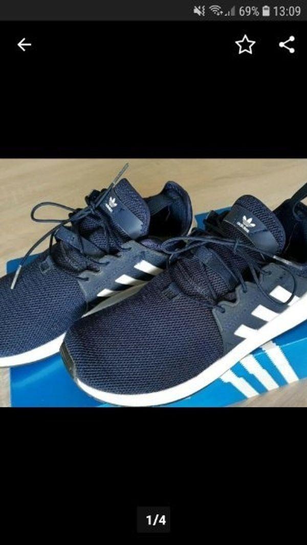 Kinder Sportschuhe adidas Größe 35 in Wöllstadt Schuhe