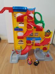 Fisher-Price Autorennbahn Little People