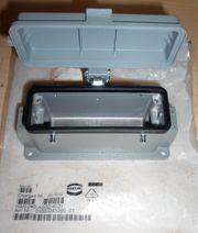 Harting HAN 24B-ASG2-K-21 Aufschraub-Gehäuse mit