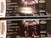 2 Sitzplätze Metallica Olympiastadion München