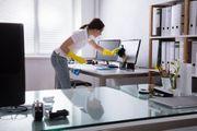 Reinigungskraft für Büroreinigung Freitagnachmittags und