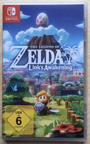 Zelda- Links awakening switch