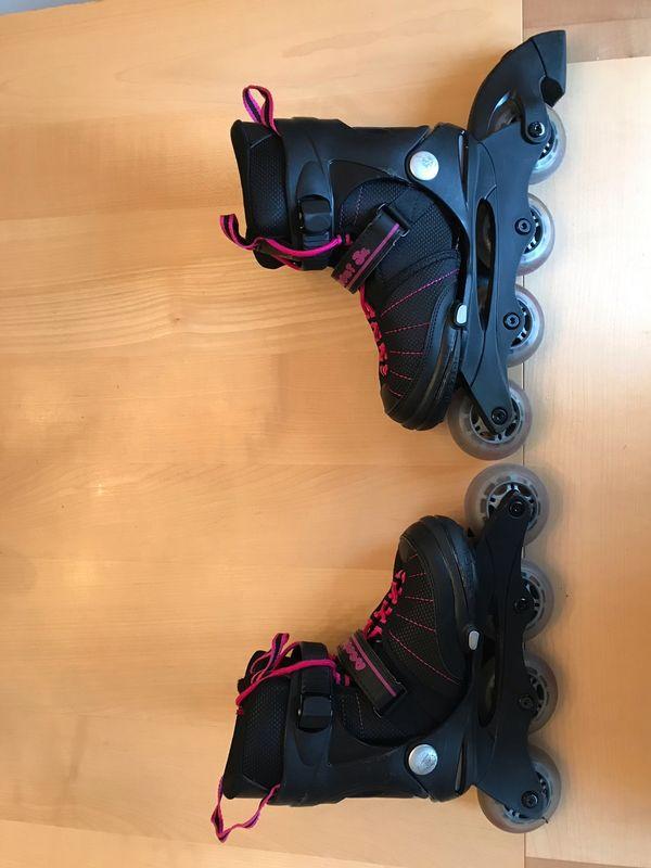 K2 Ascent JR Girl